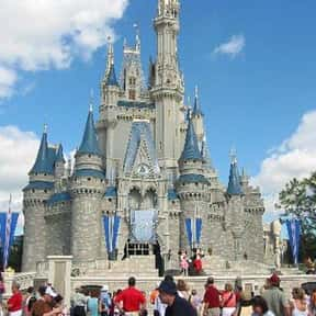 Walt Disney World is listed (or ranked) 11 on the list The Best Tourist Attractions in America