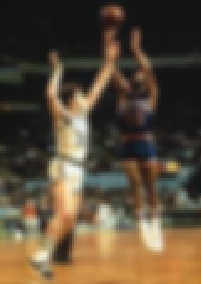 Walt Frazier is listed (or ranked) 4 on the list The Top 10 Best Basketball Players of the 1970's