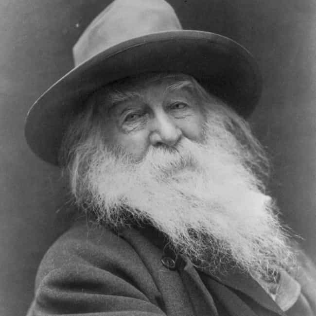 Walt Whitman is listed (or ranked) 1 on the list Famous Poets You Didn't Know Were Bisexual