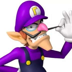 Waluigi is listed (or ranked) 17 on the list Easy Costumes If You Already Have Overalls