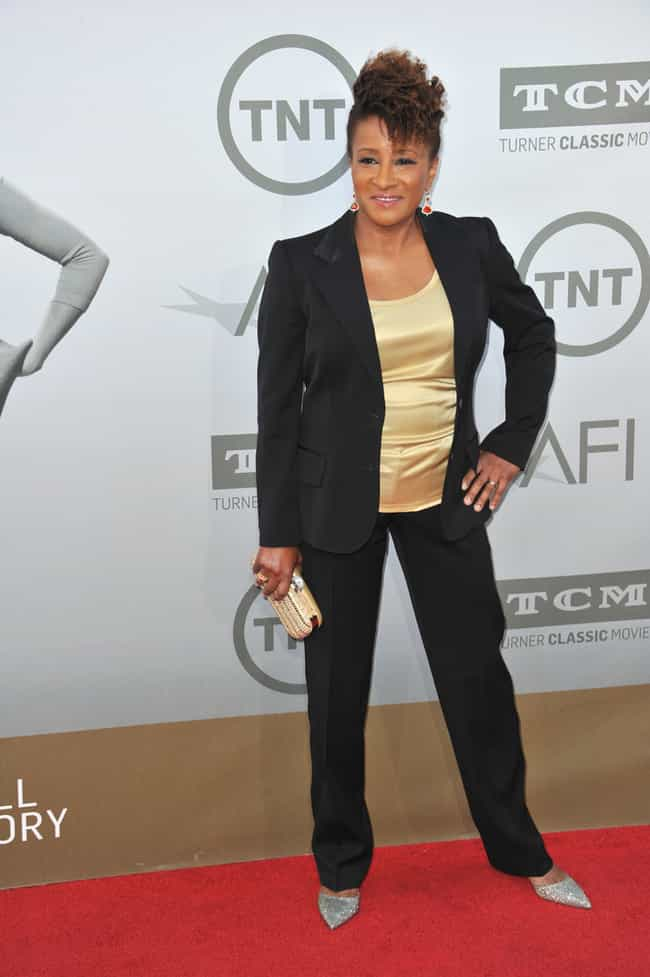 Wanda Sykes is listed (or ranked) 1 on the list Every LGBTQA+ Black Celebrity In Hollywood