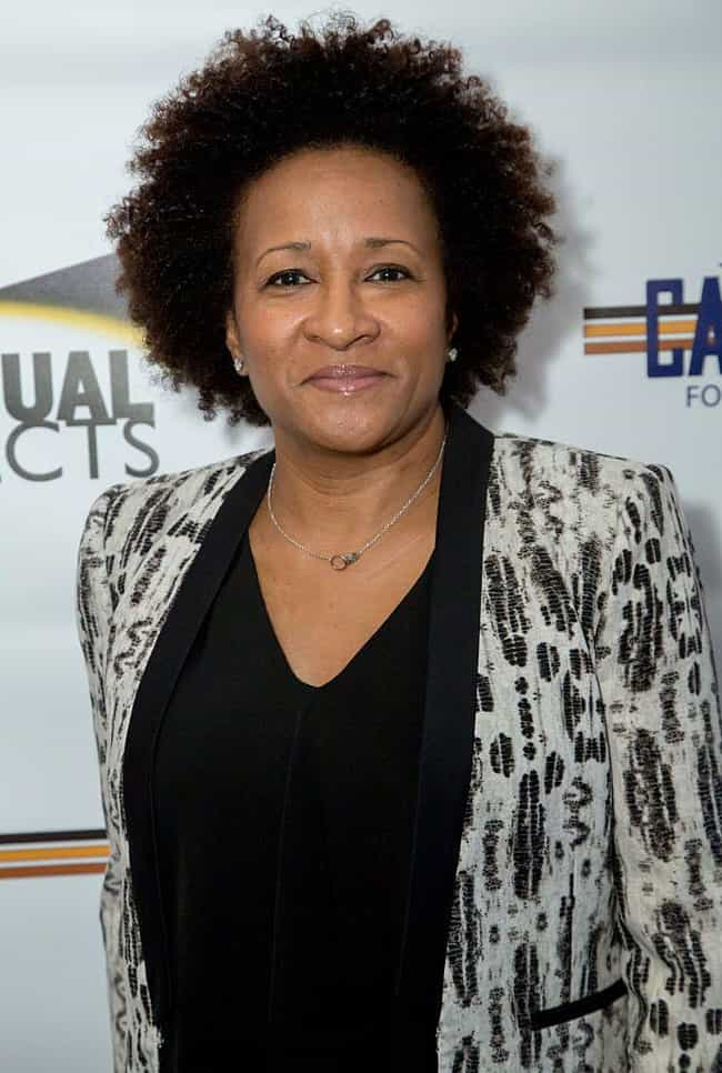 Wanda Sykes is listed (or ranked) 1 on the list 9 Famous Lesbians Who Were Once Married to Men