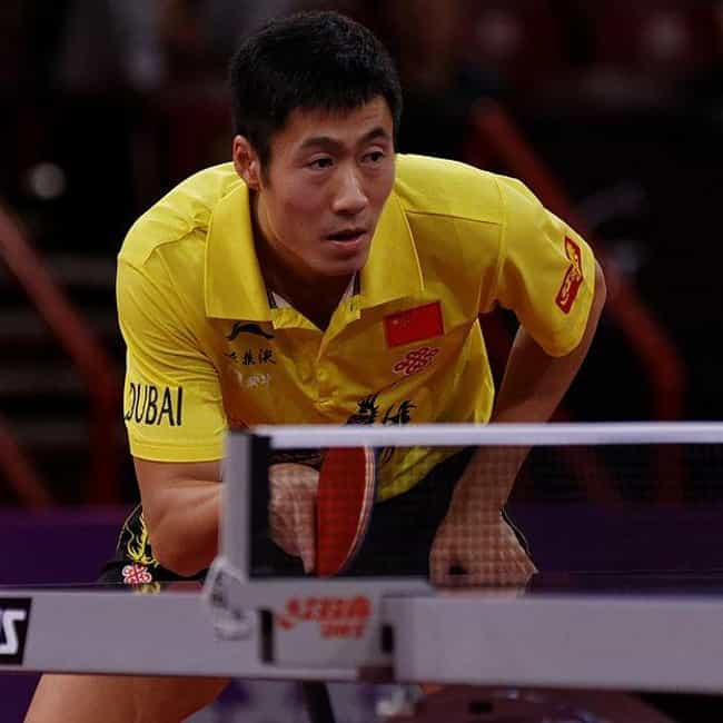 Wang Liqin is listed (or ranked) 4 on the list The Best Table Tennis Players Of All-Time
