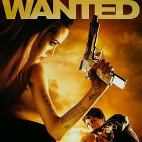 Wanted is listed (or ranked) 20 on the list The Best Morgan Freeman Movies