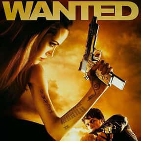 Wanted is listed (or ranked) 9 on the list The Very Best Angelina Jolie Movies