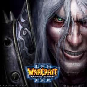 Warcraft III: The Frozen Thron is listed (or ranked) 16 on the list The Best Fantasy Games Of All Time