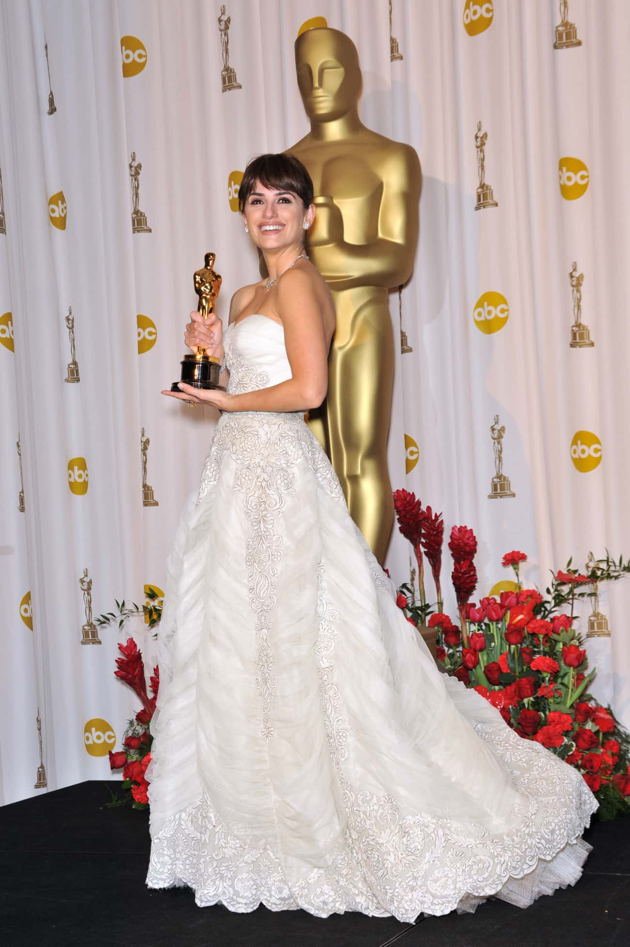 Penelope Cruz is listed (or ranked) 3 on the list The Best Dressed Oscar Winning Ladies of the Millennium