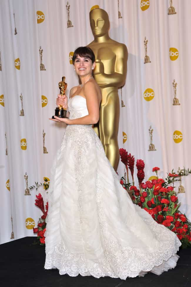 Penelope Cruz is listed (or ranked) 2 on the list The Best Dressed Oscar Winning Ladies of the Millennium