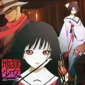 Jigoku Shoujo (Hell Girl) - Se is listed (or ranked) 18 on the list The Best Gothic Anime Series Of All Time