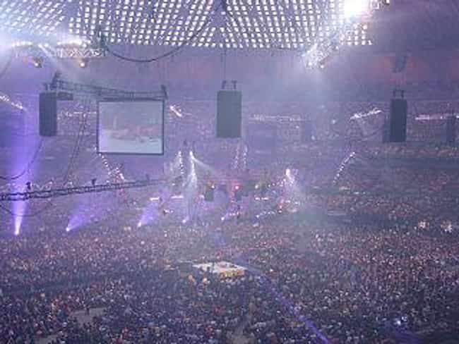 Wrestlemania X-Seven is listed (or ranked) 1 on the list The Best WrestleManias of All Time