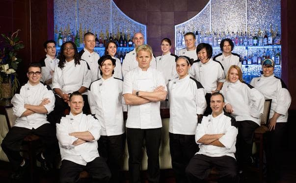Image of Random Best Seasons of 'Hell's Kitchen'