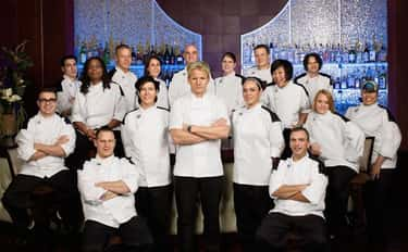 Hell's Kitchen - Season 6 is listed (or ranked) 1 on the list The Best Seasons of 'Hell's Kitchen'