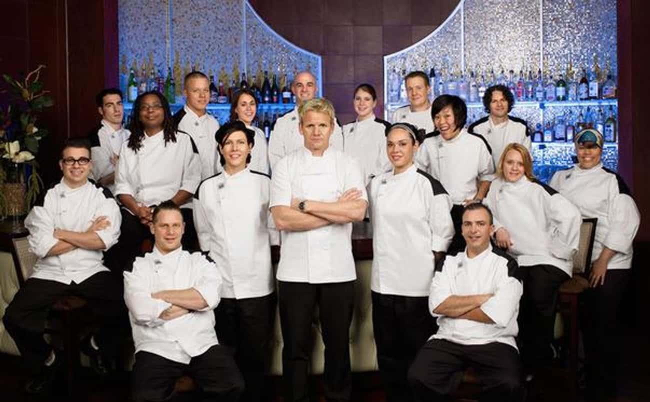Hell's Kitchen - Season 6