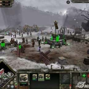 Warhammer 40,000: Dawn Of War  is listed (or ranked) 17 on the list The Best Base Building Games On Steam