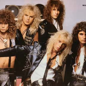 Warrant is listed (or ranked) 11 on the list The Best Hair Metal Bands Of All Time