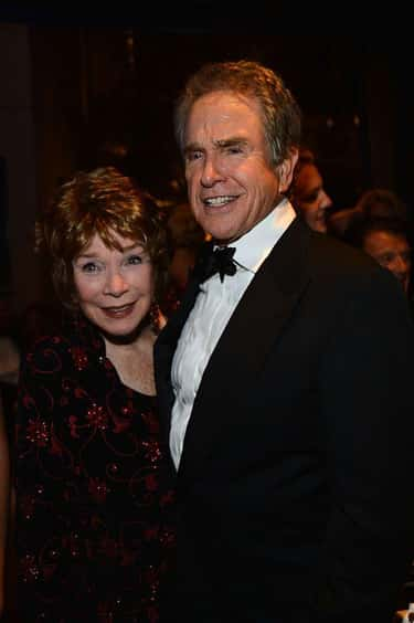 Warren Beatty & Shirley MacLaine