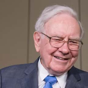 Warren Buffett is listed (or ranked) 3 on the list Famous University Of Pennsylvania Alumni