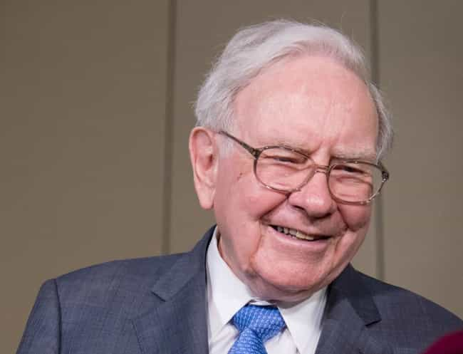 Warren Buffett is listed (or ranked) 4 on the list 26 Famous ISTJs