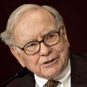 Warren Buffett is listed (or ranked) 3 on the list The Most Irreplaceable CEOs in the World