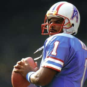 Warren Moon is listed (or ranked) 14 on the list The Best Quarterbacks Of All Time