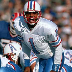 Warren Moon is listed (or ranked) 3 on the list The Best Tennessee Titans of All Time