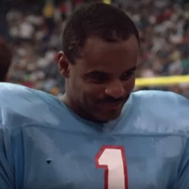 Warren Moon is listed (or ranked) 1 on the list The Best Black Quarterbacks Of All Time