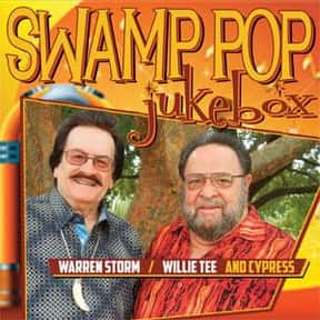 Warren Storm is listed (or ranked) 1 on the list The Best Swamp Pop Bands/Artists