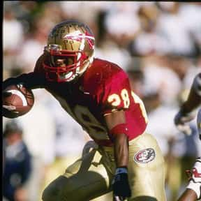 Warrick Dunn is listed (or ranked) 1 on the list The Best Florida State Seminoles Running Backs of All Time