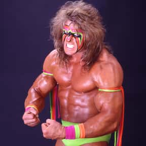 The Ultimate Warrior is listed (or ranked) 14 on the list The Best WWE Superstars of the '90s