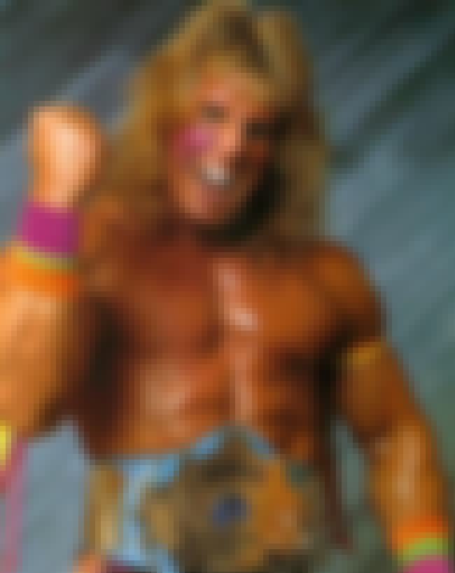 The Ultimate Warrior is listed (or ranked) 3 on the list Professional Wrestlers Who Died Young