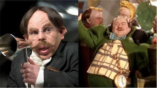 Warwick Davis is listed (or ranked) 3 on the list Who Would Star In A Remake Of 'The Wizard Of Oz' Today?