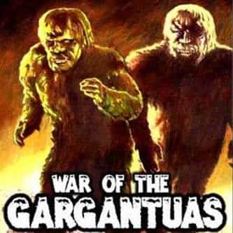 The War of the Gargantuas