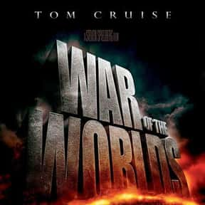 War of the Worlds is listed (or ranked) 4 on the list The Best Alien Invasion Movies