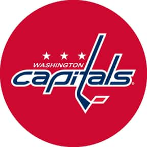 Washington Capitals is listed (or ranked) 10 on the list The Best NHL Teams of All Time