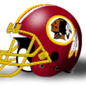 Redskins is listed (or ranked) 18 on the list The Best Current NFL Helmets