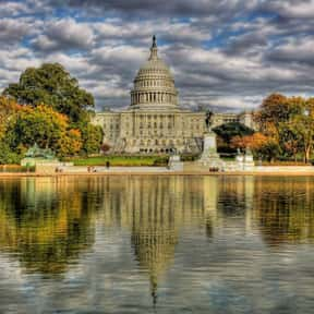 Washington, D.C. is listed (or ranked) 13 on the list The Best US Cities for Millennials