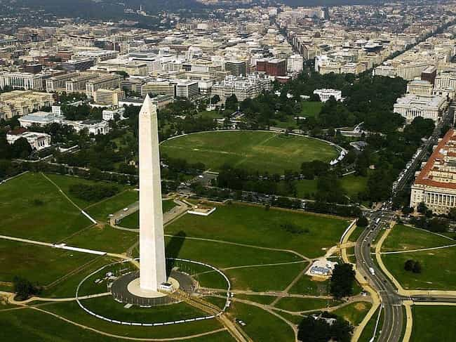 Washington, D.C. is listed (or ranked) 1 on the list Cities In The U.S. With The Best Museums