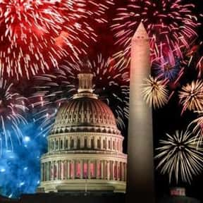 Washington, D.C. is listed (or ranked) 19 on the list The Best Cities to Party in for New Years Eve
