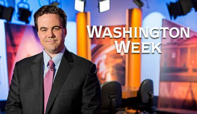 Washington Week is listed (or ranked) 6 on the list The Best Sunday Morning Shows