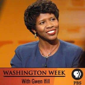 Washington Week is listed (or ranked) 18 on the list The Best Talk Shows of the 1960s