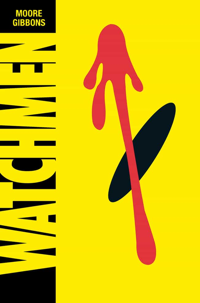 Watchmen is listed (or ranked) 2 on the list 16 Great Comic Books For Seasoned Comic Book Readers