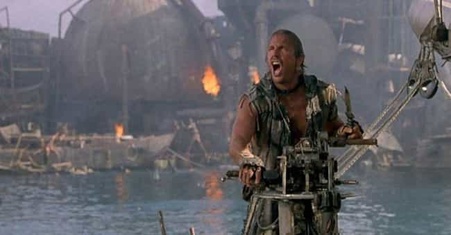 Waterworld is listed (or ranked) 7 on the list 15 Movies That Were Extremely Difficult to Film