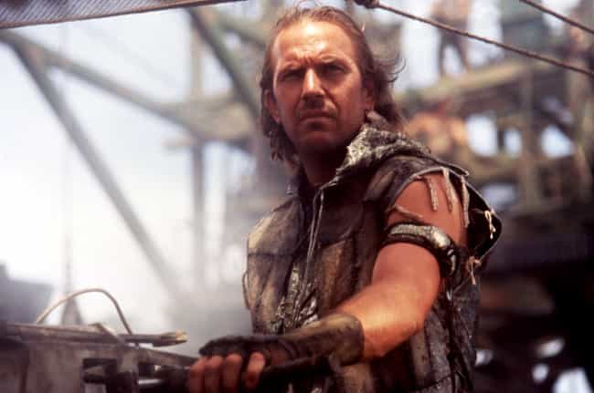 Waterworld is listed (or ranked) 1 on the list Notorious Mega-Flops That Actually Made Way More Money Than You Think