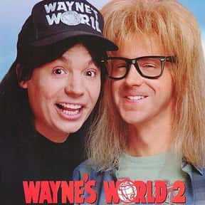 Wayne's World 2 is listed (or ranked) 16 on the list The Worst Saturday Night Live Movies