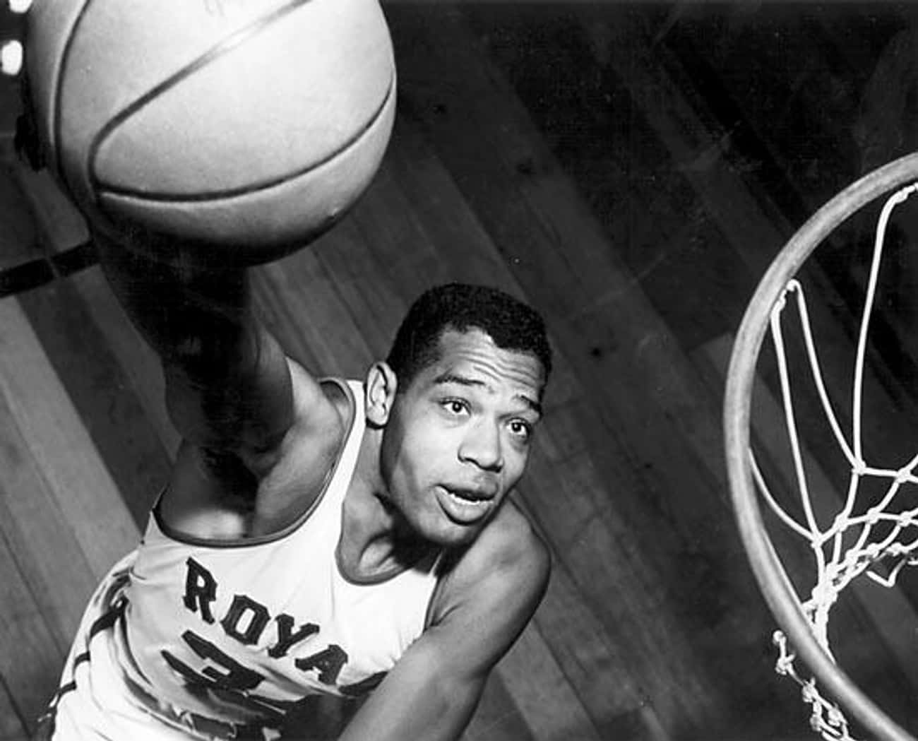 Wayne Embry is listed (or ranked) 2 on the list The Best Athletes Who Wore #28