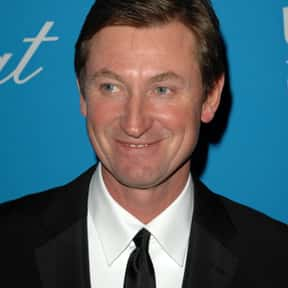 Wayne Gretzky is listed (or ranked) 1 on the list The Most Influential Athletes Of All Time