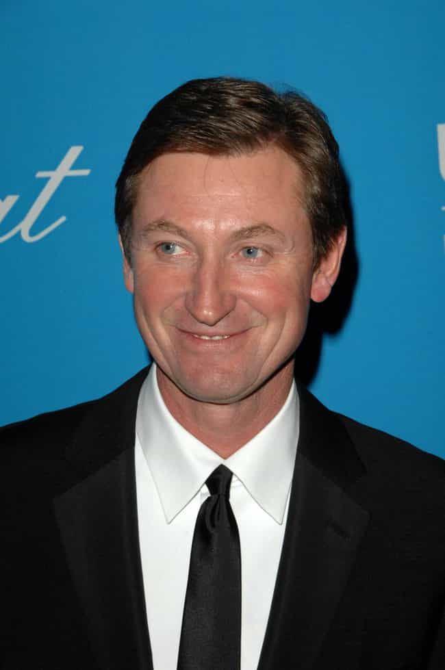 Wayne Gretzky is listed (or ranked) 4 on the list 15 Athletes Who Own Sports Teams
