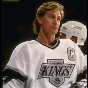 Wayne Gretzky is listed (or ranked) 1 on the list The Greatest Los Angeles Kings of All Time