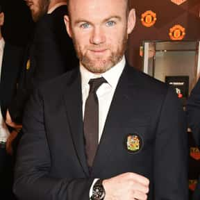 Wayne Rooney is listed (or ranked) 1 on the list Famous People Named Wayne