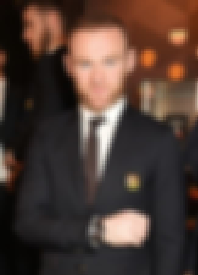 Wayne Rooney is listed (or ranked) 5 on the list Famous Male Soccer Players